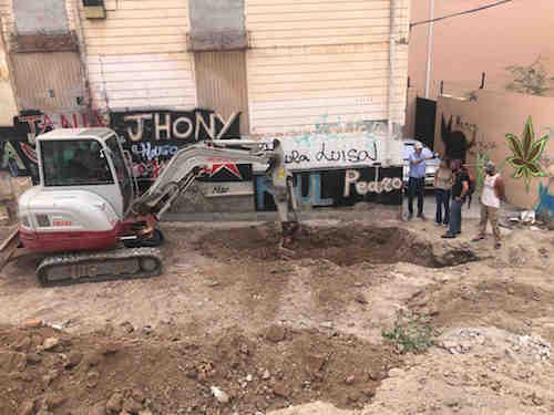 Almería desarrollo obras Pósito