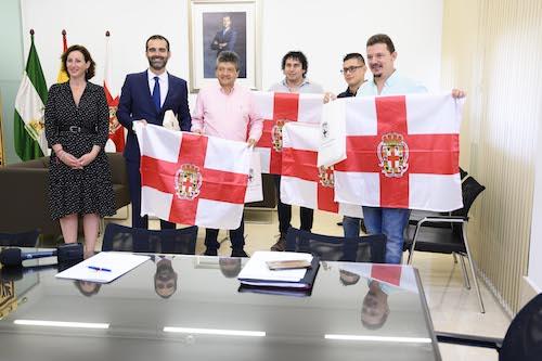 Alcalde recepción Armenia Colombia