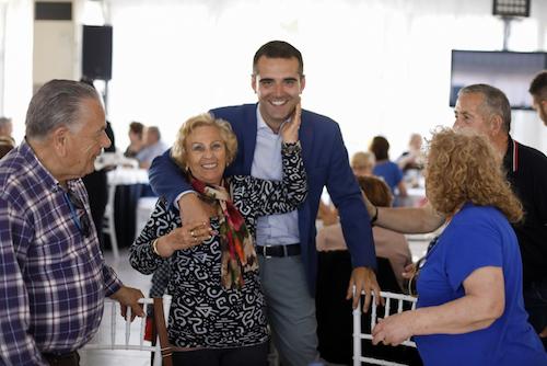 Alcalde Almería Tercera Edad