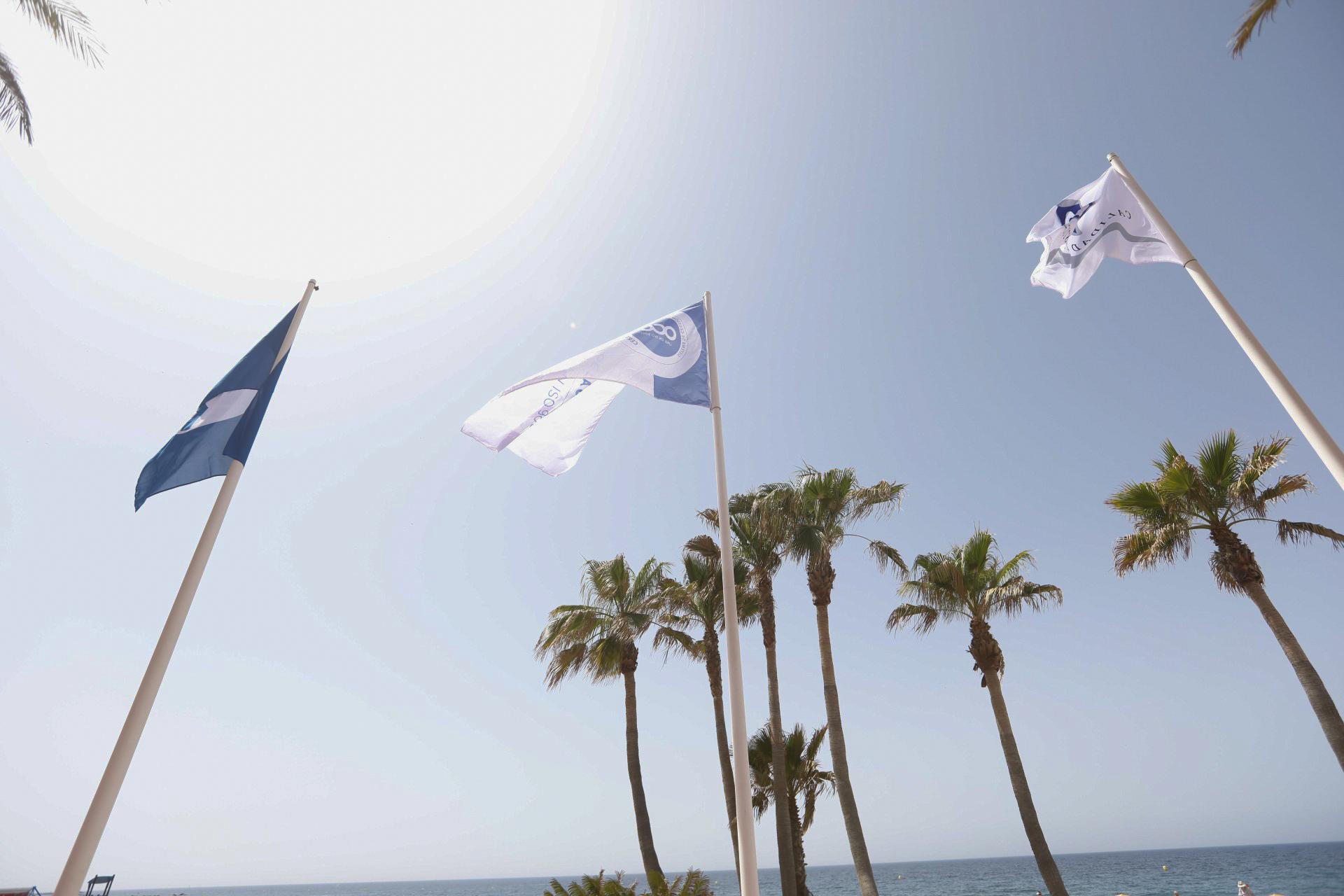 Almería Playas banderas azules