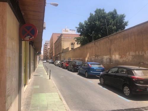 Calle San Leonardo
