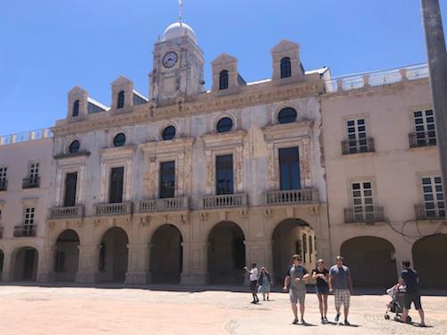 Fachada Ayuntamiento Almería
