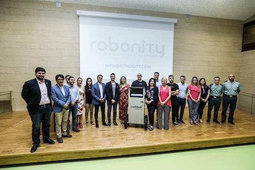 Almería agricultura y tecnología Robonity