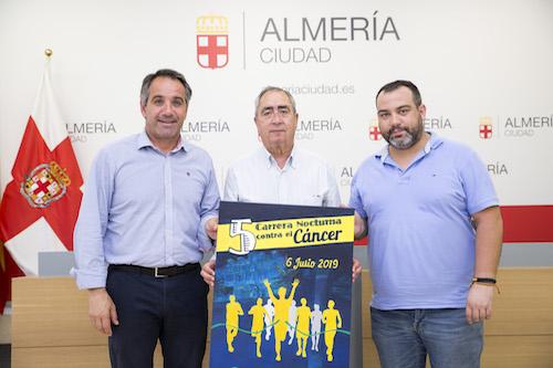 Almería V Carrera Nocturna Cáncer