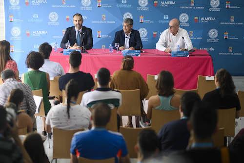Alcalde Almería Deporte inclusivo