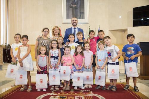 Alcalde Almería Escuelas Verano