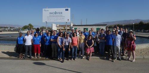 Almería Medioambiente proyecto Incover