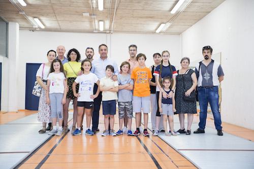 Deportes Almería Esgrima
