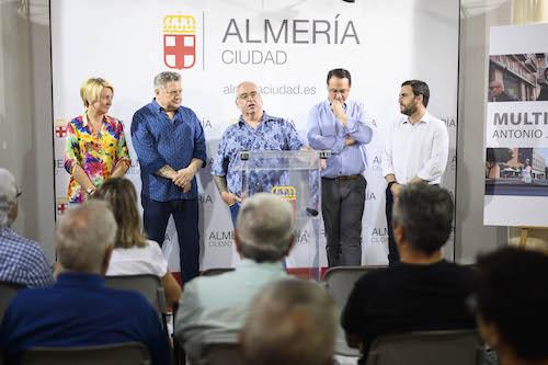 Almería cultura fotografía Multiversos