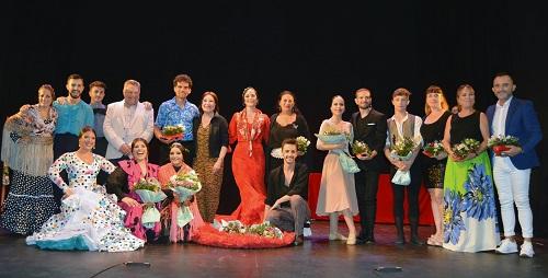 Almería Concurso internacional Danza