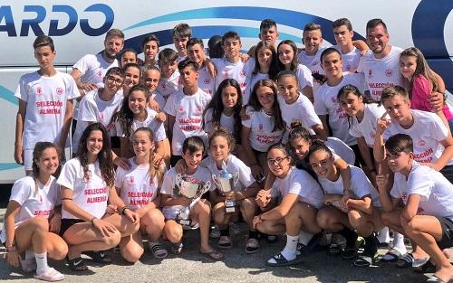 Almería Deportes Campus voleibol