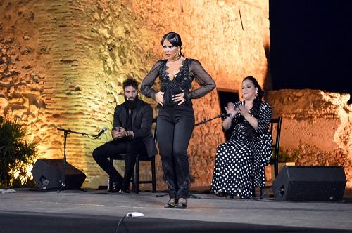 Cultura flamenco Macarena Ramirez