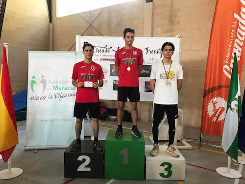 Almería Deportes Patinaje Tres60