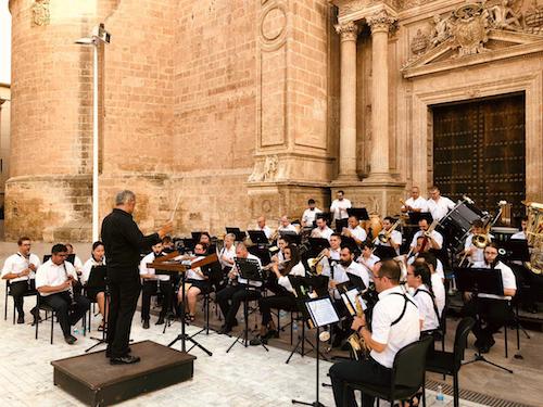 Almería Banda sinfónica municipal