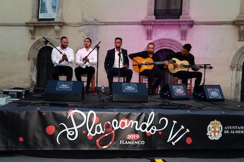 Almería Cultura Flamenco Plazeando