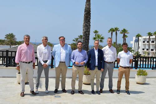 Almería turismo hoteles El Toyo