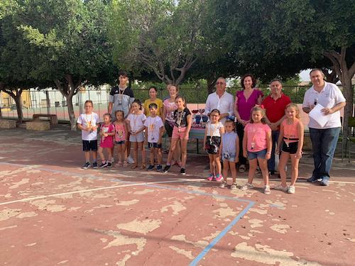 Almería deportes Padre Huellin
