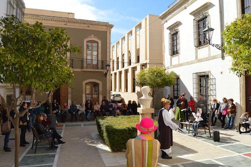 Almería promoción turismo visitas