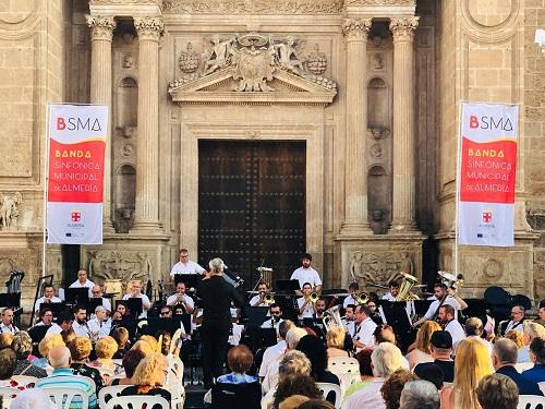 Almería Cultura banda sinfónica