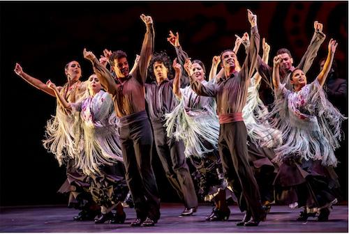 Cultura Almería Ballet Flamenco