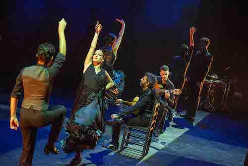 Almería Cultura Ballet Flamenco