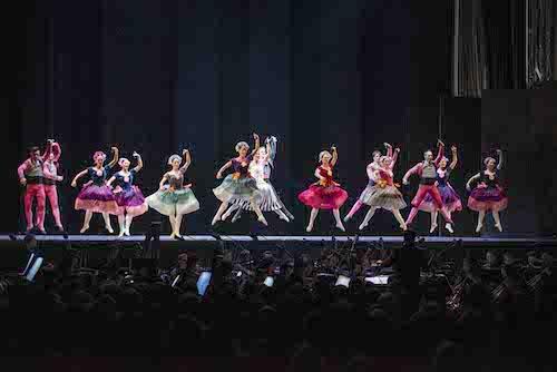 Cultura ballet nacional OCAL