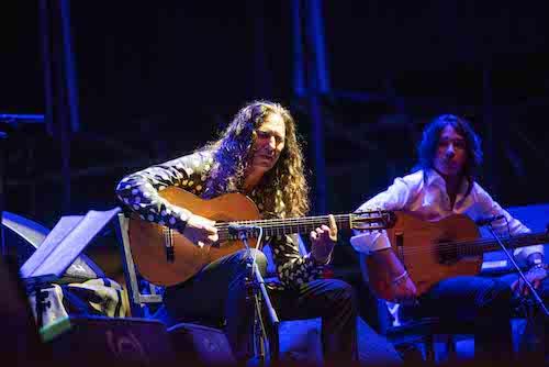 Almería Flamenco Mercé y Tomatito