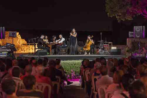 Flamenco Almería Mª José Pérez