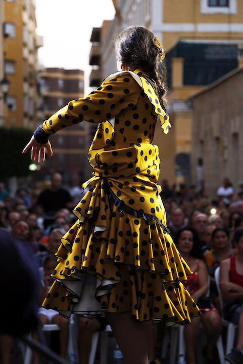 Almería Flamenco Plazeando