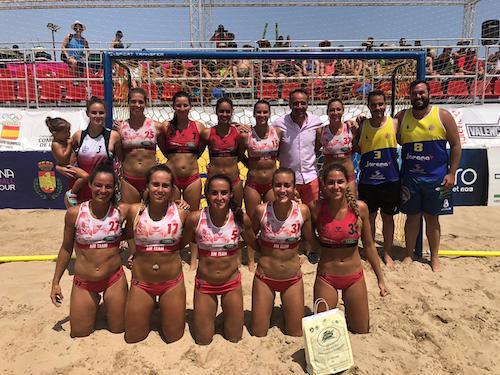 Deportes Almería AT Team