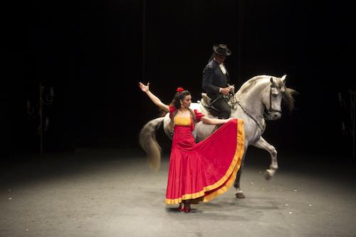 Cultura Almería Carmen Távora