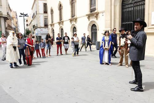 Almería turismo de película