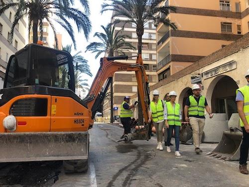 Ayuntamiento Almería Artes Arcos