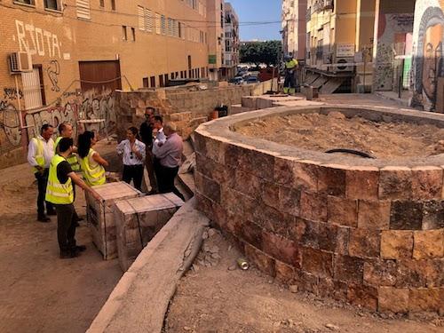 Almería Fomento obras Guadarrama