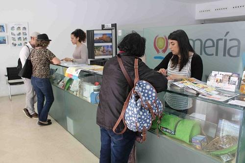 Oficina turismo Almería