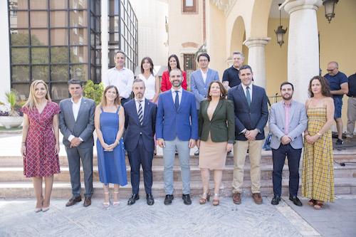 Alcalde y Junta de Andalucía