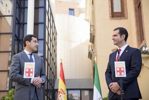 Alcalde Almería y Presidente Junta Andalucía