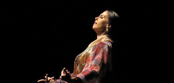 Flamenco Almería Azahara Herrera