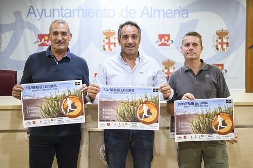 Almería deportes Carrera Duna