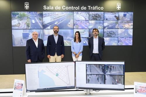 Almería nueva sala control tráfico