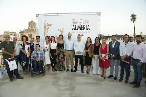Alcalde Almería presentación feria
