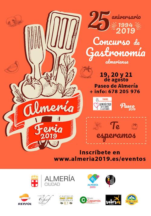 XXV Concurso de Gastronomía