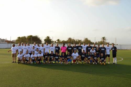 Almería deportes Memorial Juan Capel