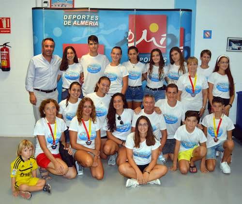 Almería deportes Los Troncos