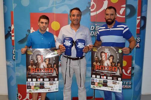 Almería deportes boxeo