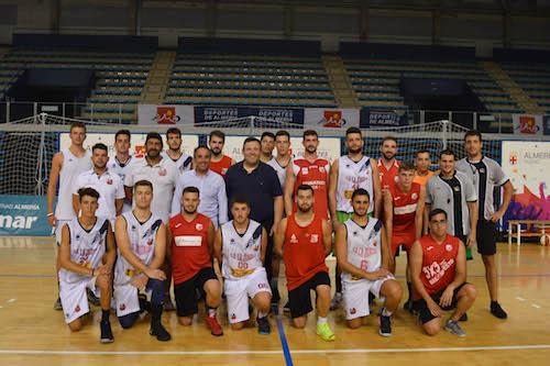 Almería deportes baloncesto 24h