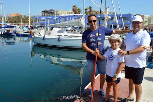 Concurso pesca infantil Almería