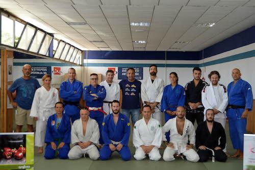 Almería torneo feria judo