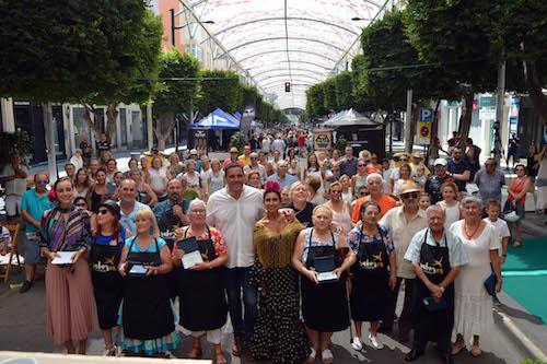 Concurso gastronómico Feria Almería