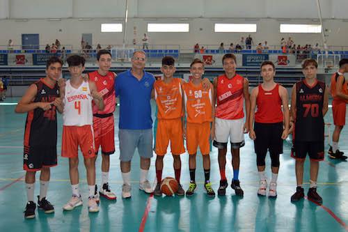 Torneo Almería Diverbasket